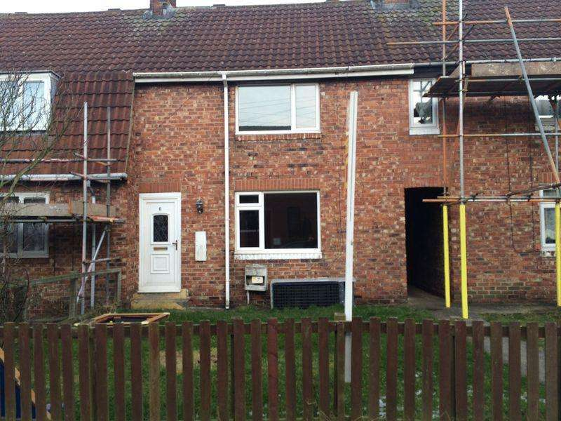 2 Bedrooms Detached House for sale in North Crescent, Easington Colliery