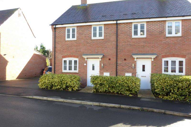 3 Bedrooms Semi Detached House for sale in Walker Drive