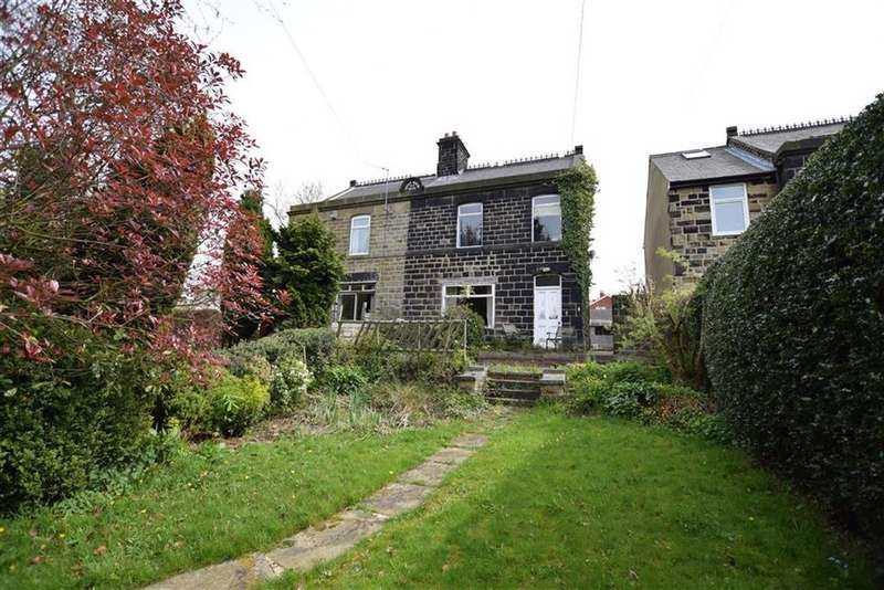 3 Bedrooms Semi Detached House for sale in West View, Off Beacon Hill, Silkstone Common, Barnsley, S75