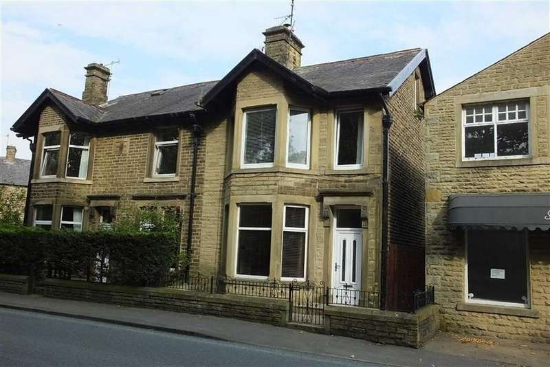 3 Bedrooms Semi Detached House for sale in Skipton Road, Earby, Lancashire, BB18