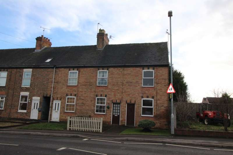 2 Bedrooms Property for sale in Harehedge Lane, Burton-On-Trent, DE13