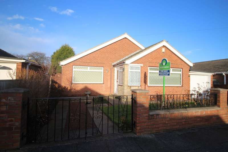 3 Bedrooms Detached Bungalow for sale in Oaklands Road, Middlesbrough, TS6