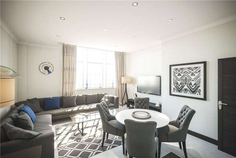 1 Bedroom Flat for sale in Burne Jones House, Bennetts Hill, Birmingham City Centre, West Midlands, B2