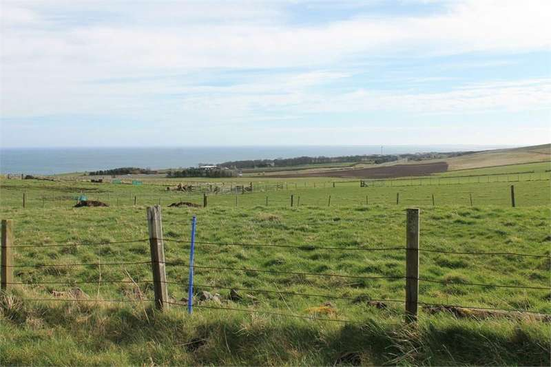 Land Commercial for sale in Plot 3-8a, Whale Jaws, Lamberton, Berwickshire, Scottish Borders