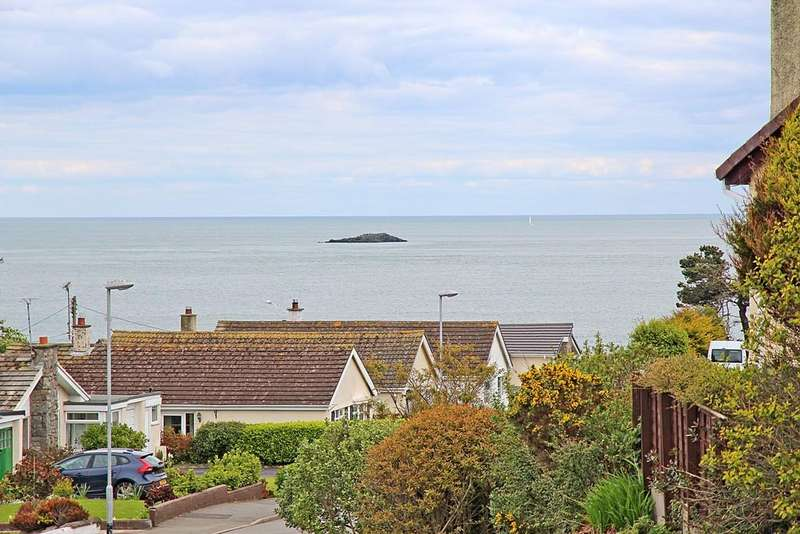 3 Bedrooms Detached Bungalow for sale in Glan Y Don Parc, Bull Bay
