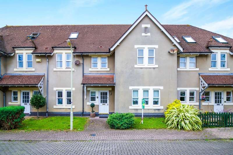3 Bedrooms Town House for sale in Merthyr Mawr Road, Bridgend