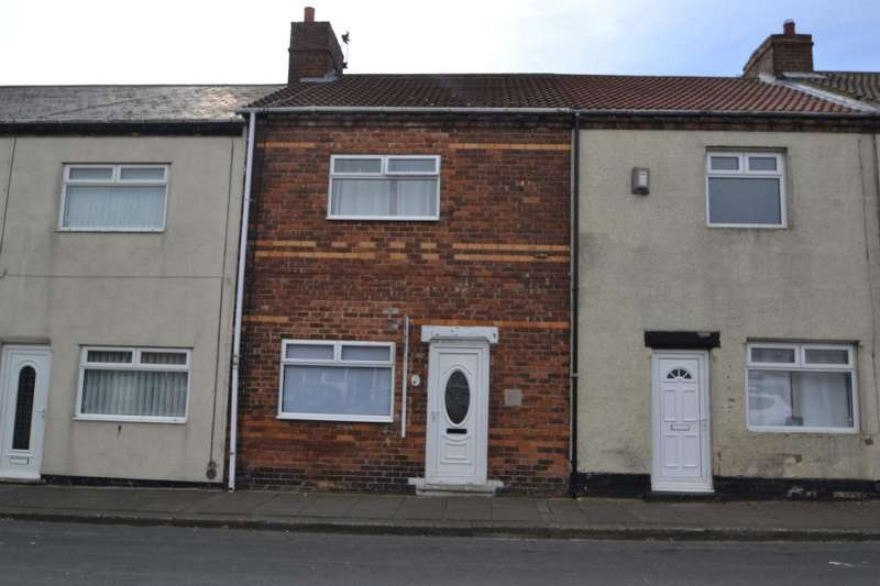 3 Bedrooms Terraced House for sale in Victoria Street, Shotton, Co.Durham, DH6