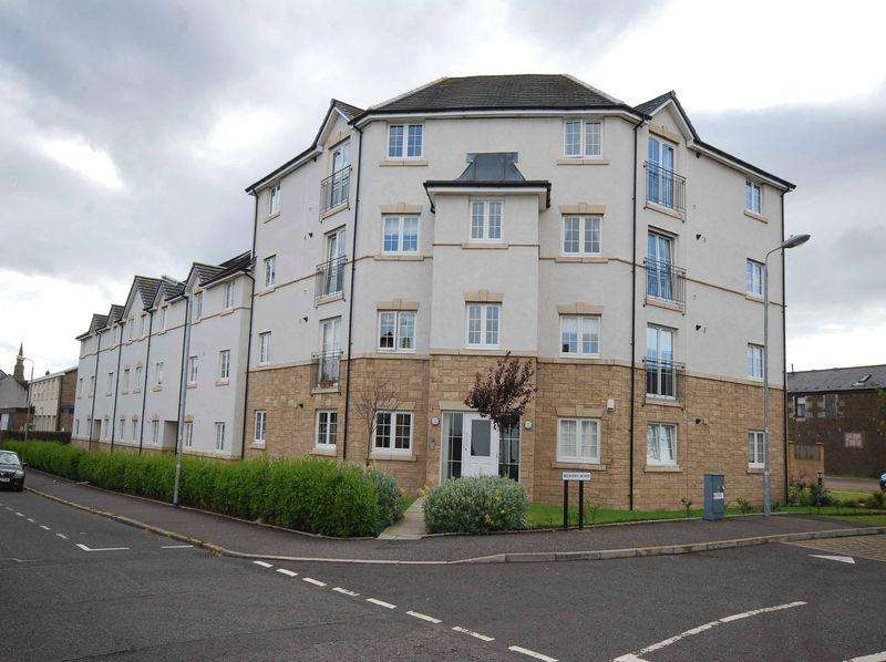2 Bedrooms Flat for sale in 20 Weavers Wynd, Irvine, KA12 0NZ