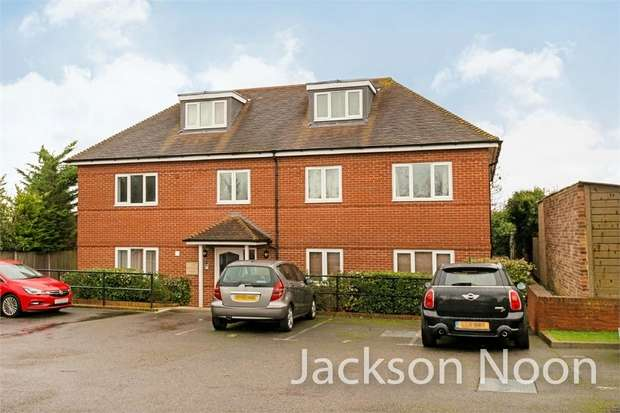 2 Bedrooms Flat for sale in Vernon Close, West Ewell