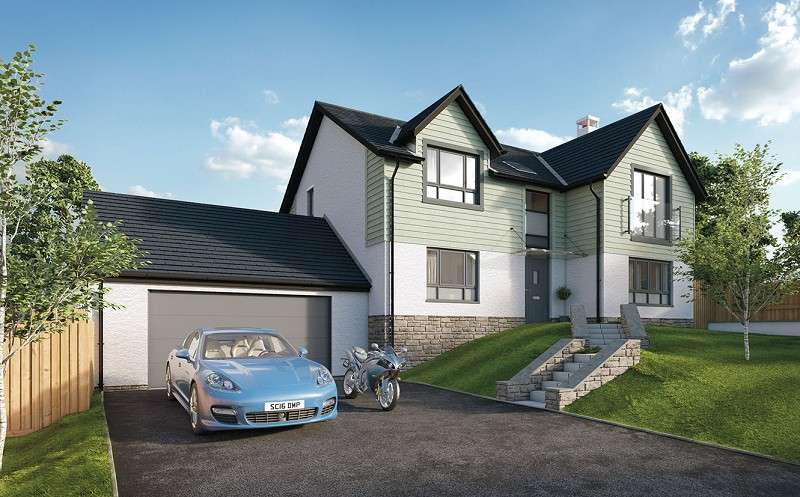 4 Bedrooms Detached House for sale in The Colhugh, Tuskers Point, Craig Yr Eos Avenue, Ogmore-by-sea, Bridgend. CF32 0PF