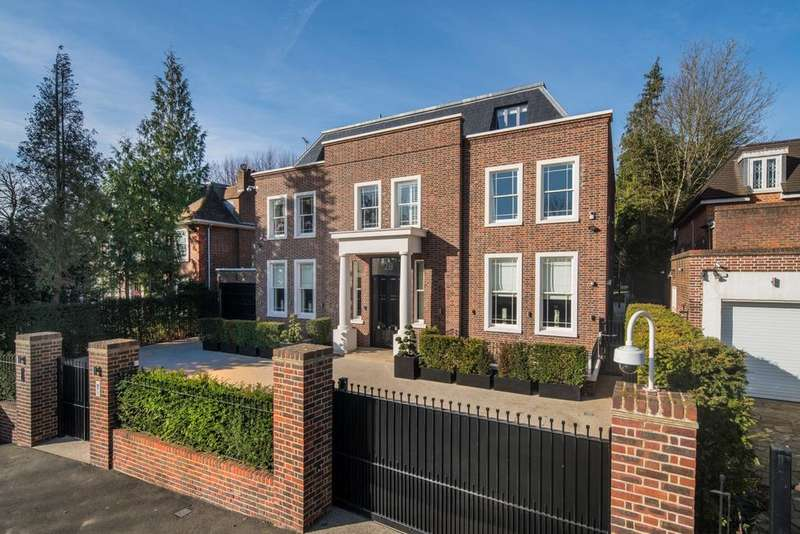 7 Bedrooms House for sale in Hampstead Lane, London. N6