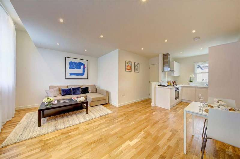 1 Bedroom Flat for sale in Old York Road, Wandsworth, London