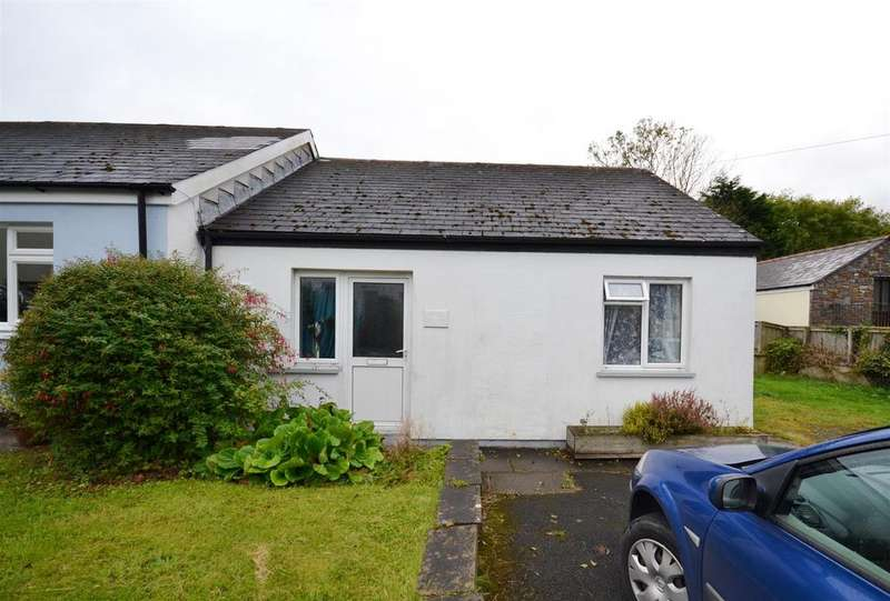 2 Bedrooms Terraced Bungalow for sale in Jeffreyston, Kilgetty