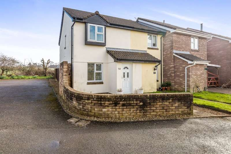 2 Bedrooms End Of Terrace House for sale in Brean Close, Sully