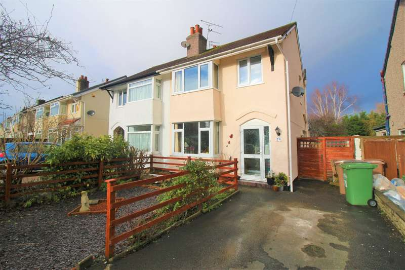 3 Bedrooms Semi Detached House for sale in Ashlea Road, Pensby, Wirral, CH61 5UN