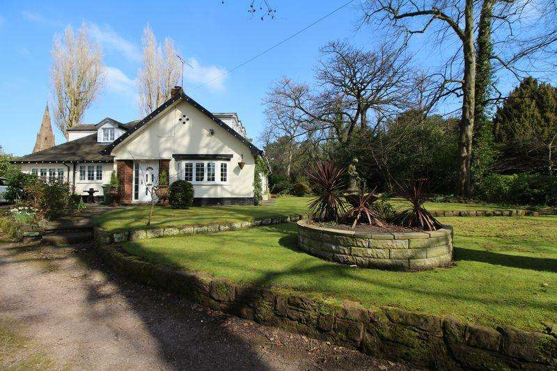 4 Bedrooms Bungalow for sale in Eastham Village Road, Eastham Village