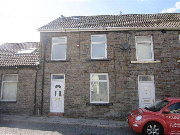 3 Bedrooms Terraced House for sale in Grovefield Terrace, Penygraig, Rhonnda Cynon Taff. CF40 1HL