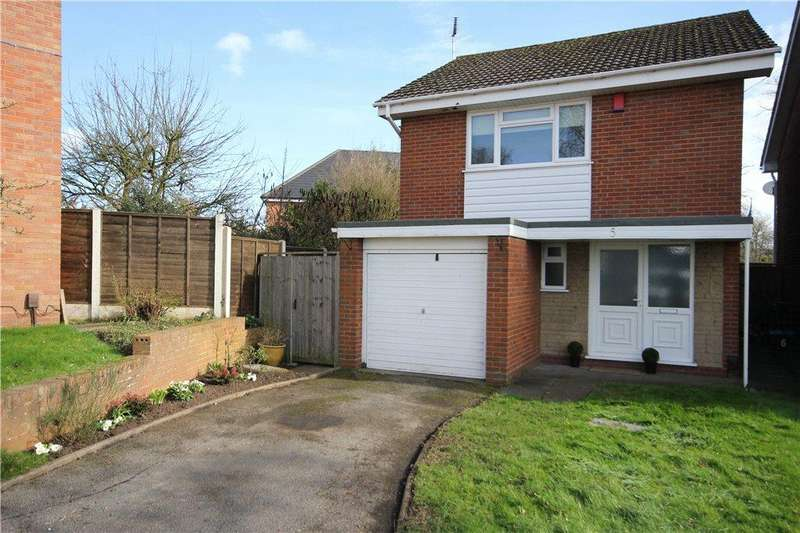 3 Bedrooms Detached House for sale in The Holloway, Stourbridge, West Midlands, DY8