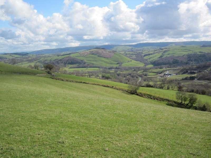 Land Commercial for sale in Land At Cwmbelan, Cwmbelan, Llanidloes, Powys