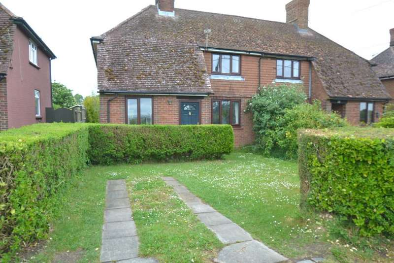2 Bedrooms Semi Detached House for sale in Stone View, Oving, Aylesbury