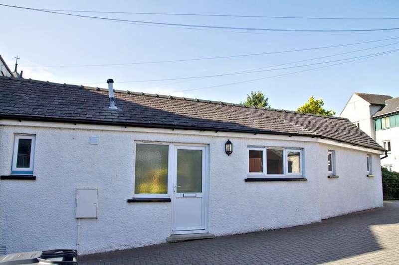 1 Bedroom Detached Bungalow for rent in 4 Newlands Bungalow, Church Hill, Grange-over-Sands, Cumbrira, La11 6BD