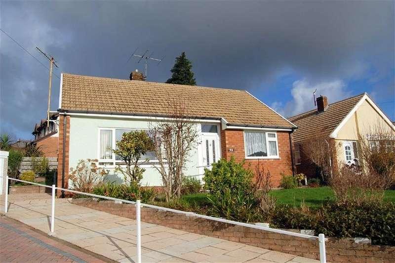 2 Bedrooms Detached Bungalow for sale in Bryn Marl, Llandudno Junction, Conwy