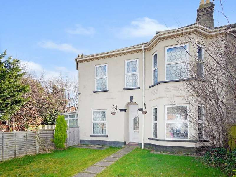 4 Bedrooms End Of Terrace House for sale in Beccles Road, Oulton Broad, Lowestoft