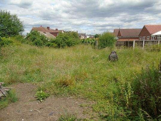 Land Commercial for sale in Plot B, Shepherd Lane/Hall Farm Drive, Thurnscoe, Rotherham, S63 0JS