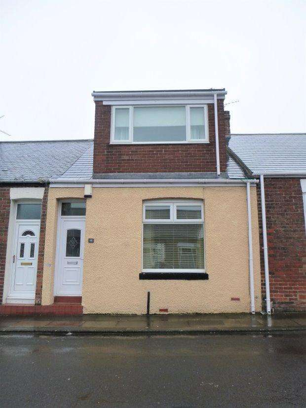 3 Bedrooms Terraced House for sale in OSWALD TERRACE, GRANGETOWN, SUNDERLAND SOUTH