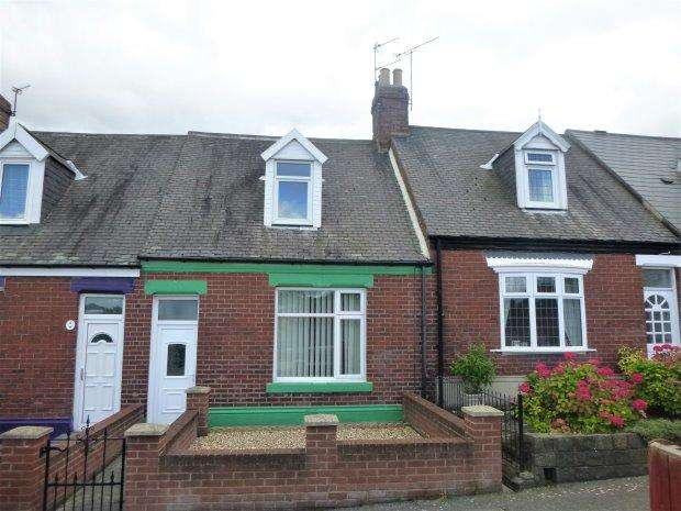 2 Bedrooms Terraced House for sale in CHELMSFORD STREET, SILKSWORTH, SUNDERLAND SOUTH