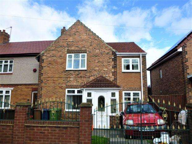 4 Bedrooms Semi Detached House for sale in SCRUTON AVENUE, HUMBLEDON, SUNDERLAND SOUTH