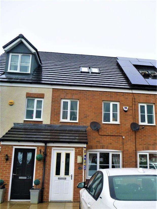 3 Bedrooms Town House for sale in GREENER ROAD, ALEXANDRA PARK, SUNDERLAND SOUTH