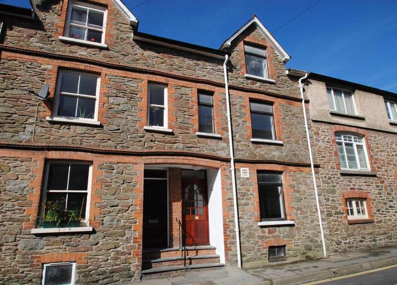 4 Bedrooms Terraced House for sale in Cross Street, Lynton