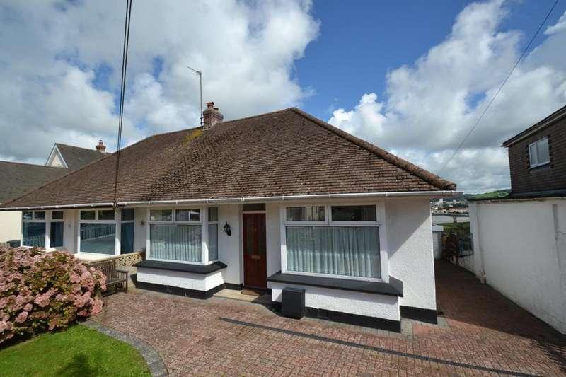 2 Bedrooms Semi Detached Bungalow for sale in Westfield Avenue, Sticklepath