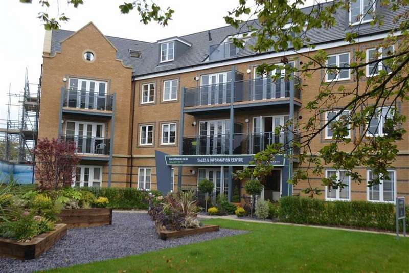 2 Bedrooms Flat for rent in Constables Way, Hertford, SG13