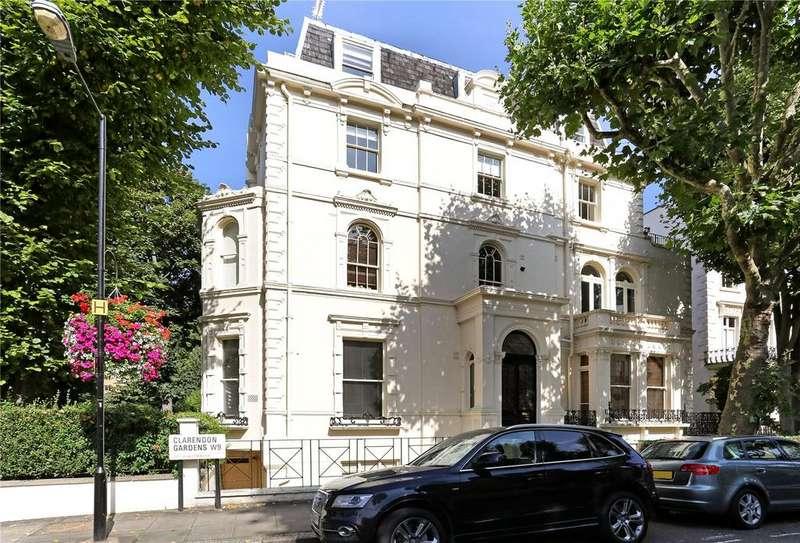 2 Bedrooms Flat for sale in Randolph Road, Little Venice, London, W9
