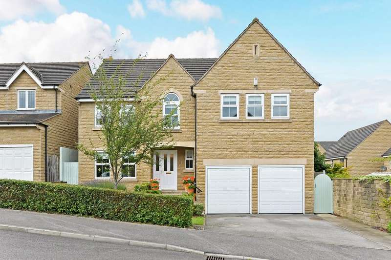 5 Bedrooms Detached House for sale in Lockwood Gardens, Hoylandswaine, S36