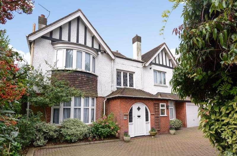 4 Bedrooms Detached House for sale in Dyke Road Hove East Sussex BN3