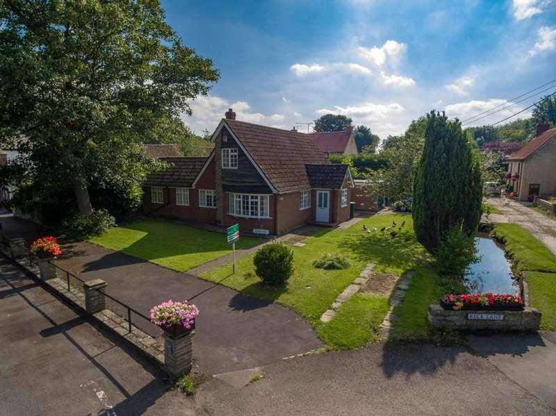 4 Bedrooms Detached House for sale in Beck Lane, Redbourne