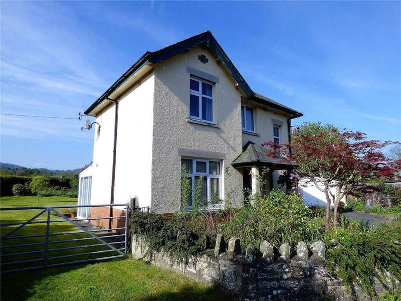 3 Bedrooms Detached House for sale in Cusop, Hay-on-Wye, Hereford