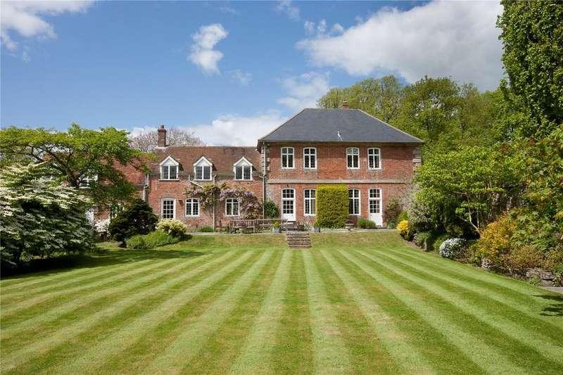 6 Bedrooms Detached House for sale in Lower Zeals, Zeals, Warminster, Wiltshire