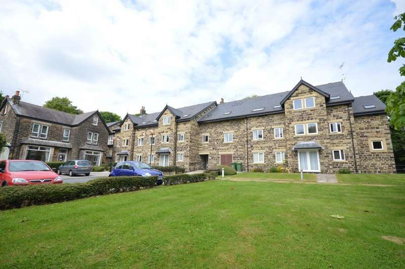 2 Bedrooms Retirement Property for sale in Holmwood, 21 Park Crescent, Roundhay, Leeds