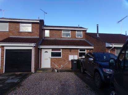 2 Bedrooms House for sale in Ley Croft, Hatton, Derby, Derbyshire