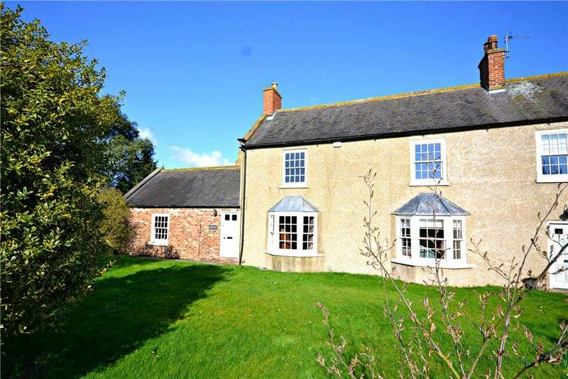 3 Bedrooms Semi Detached House for sale in Campion Lane, Hutton Rudby, Yarm