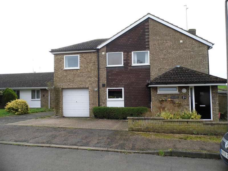4 Bedrooms Detached House for sale in Springfield Road, Wilbarston, Northants, LE16 8QR