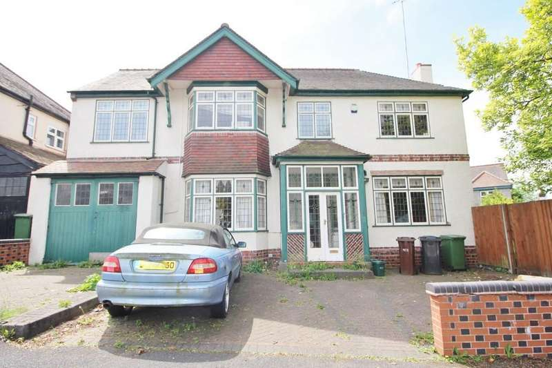 5 Bedrooms Detached House for sale in Tudor Crescent, Wolverhampton