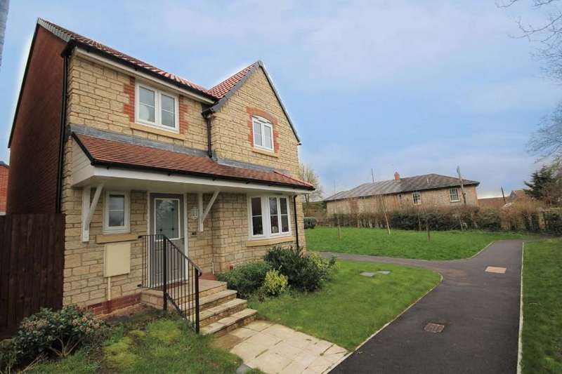3 Bedrooms Detached House for sale in On a development on the edge of Bishop Sutton