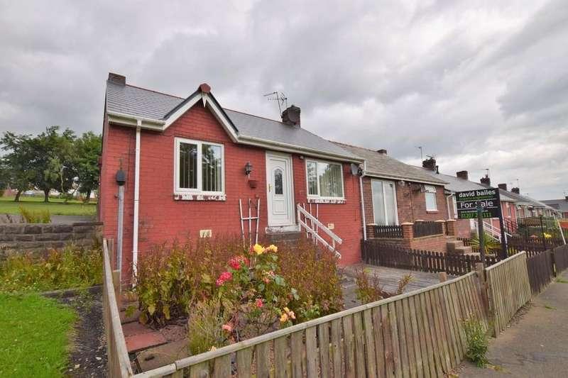 2 Bedrooms Terraced Bungalow for sale in Keir Hardie Avenue, Co. Durham