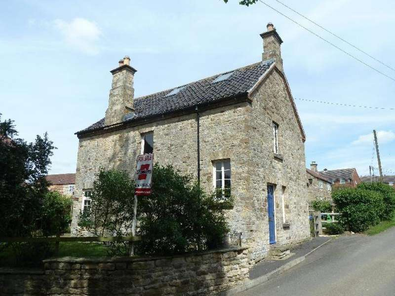 2 Bedrooms Cottage House for sale in The Nook, Croxton Kerrial