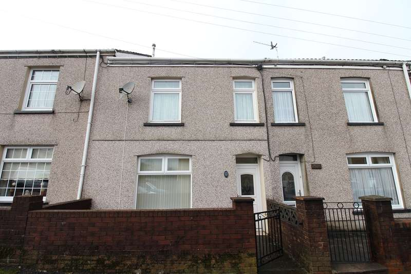 2 Bedrooms Terraced House for sale in John Street, Ebbw Vale, NP23